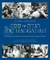 In Every Generation: The JDC Haggadah (hardcover)
