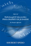 Aspects of Rabbi Joseph B. Soloveitchik's Philosophy of Judaism