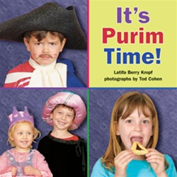 It's Purim Time