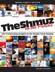 The Shmuz on the Parsha Life Transforming Insights on the Weekly Torah Reading