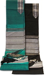 Gabrielli Contemporary Colored Silk Tallit Set