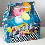 Small Happy Purim Gift Box