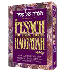 The Pesach Haggadah Anthology: The Living Exodus