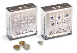 Anat Mayer Seven Species Tzadakah Box