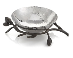 Olive Branch Dish by Michael Aram
