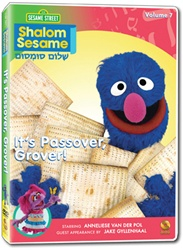 Shalom Sesame New Series Vol. 7: It's Passover, Grover!