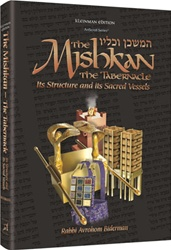 The Mishkan / Tabernacle: Its Structure, Its Sacred Vessels, and the Kohen's Garments