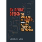 By Divine Design  The Kabbalah of Large, Small and Missing Letters in the Parsha by Rabbi Aaron Raskin