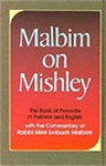 Malbim on Mishley