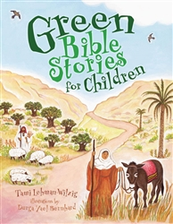 Green Bible Stories (Paperback)