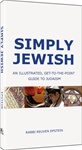 Simply Jewish An Illustrated, Get-to-the-Point Guide to Judaism