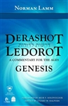 Derashot Ledorot: Genesis by Rabbi Norman Lamm