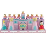 Princess Ceramic Menorah