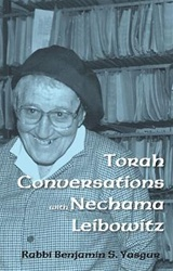 TORAH CONVERSATIONS WITH NECHAMA LEIBOWITZ