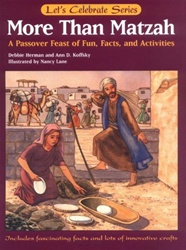 More Than Matzah: A Passover Feast of Fun, Facts, and Activities