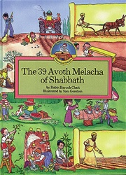 The 39 Avoth Melacha of Shabbath