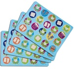 Vinyl Passover Placemat - Set of 4