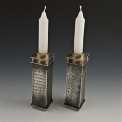 Prayer Collection Candle Holders by Joy Stember