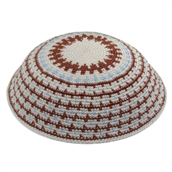 Multiple Circle Knit Kippah