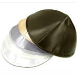 Simple Satin Kippah