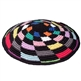 Colorful Swirl Knit Kippah