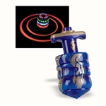 Musical Light-up Laser Dreidel