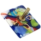 Colorful Glass Dreidel by Gary Rosenthal