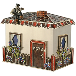 Fiddler on the Roof Tzedakah Box