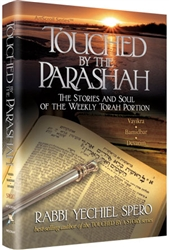 Touched by the Parashah: The Stories and Soul of the Weekly Torah Portion - Vayikra, Bamidbar and Devarim