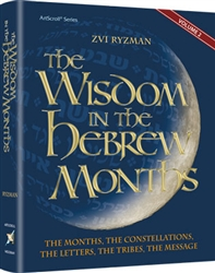 The Wisdom In The Hebrew Months Volume 2