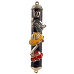 Transportation Mezuzah by Quest