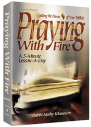 Praying with Fire Volume 1: A 5-Minute Lesson-A-Day