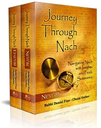 Journey Through Nach, 2 volume set