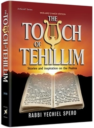 The Touch of Tehillim: Stories and Insights on the Psalms of David Hamelech