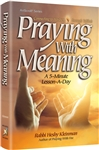 Praying with Meaning: A 5-Minute Lesson-A-Day