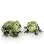 Frog Salt and Pepper Shakers