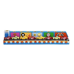 Racing Cars Menorah