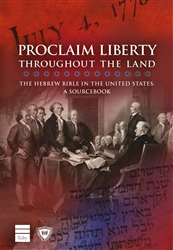 Proclaim Liberty Throughout The Land