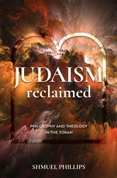 Judaism Reclaimed: Philosophy and Theology in the Torah