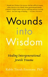 Wounds into Wisdom: Healing Intergenerational Jewish Trauma