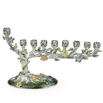 Bonsai Tree Menorah by Quest
