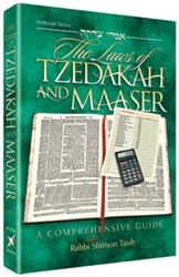 The Laws of Tzedakah and Maaser: A Comprehensive Guide