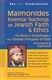 Maimonides - Essential Teachings on Jewish Faith & Ethics