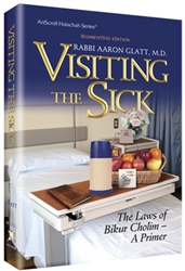 Visiting the Sick: The Laws of Bikur Cholim - A Primer