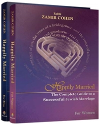 Happily Married: The Complete Guide to a Successful Jewish Marriage