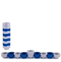 Collapsible Menorah