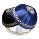 Star Satin Kippah