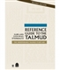 Reference Guide to the Talmud by Adin Steinsaltz