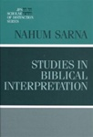 Studies in Biblical Interpretation