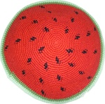 Watermelon Kippah